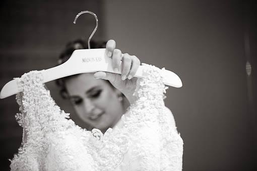 vestido de noiva Maison Kas