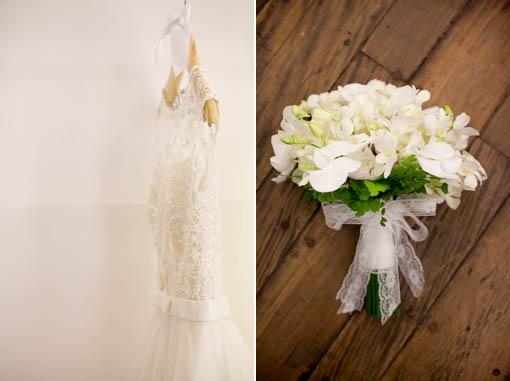 vestido de noiva buquê fotografia Daniela Picoral